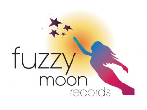 Fuzzy Moon Records logo