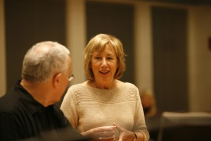 Norma Winstone and Mike Gibbs - in the studio - Here's a song for you FUZ005 (2011)