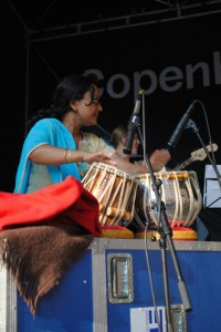 Suranjana Ghosh with Issie Barratt @ Copenhagen Jazz Festival 2010