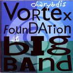 Vortex Foundation Big Band album cover