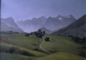 Der Tal - Wir Bleiben Zusammen -11th Movement of Issie Barratt's Meinrad Iten Suite