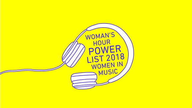 Honoured to be ranked #38 in BBC Radio 4's Power List of top 40 most influential Women in the Music Industry